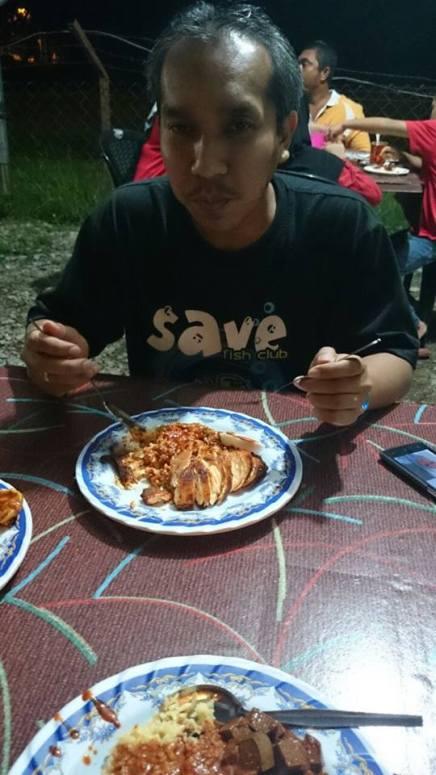 Jemput makan..
