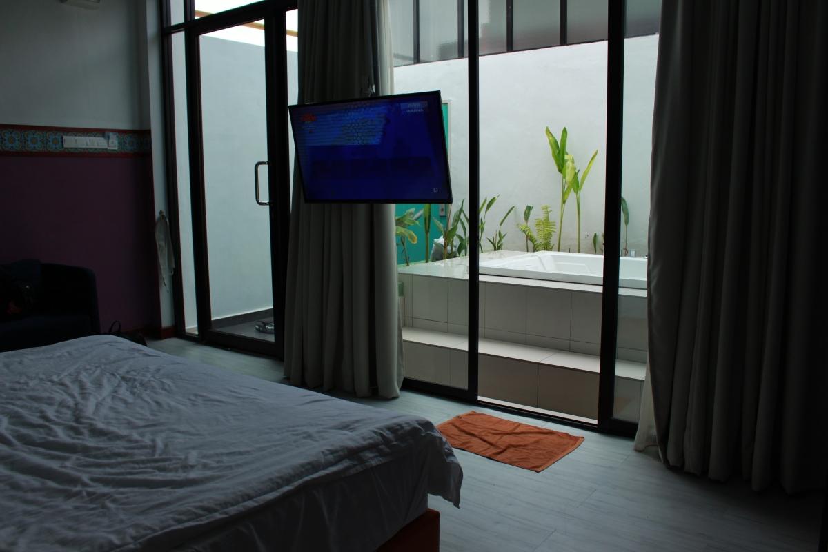 Langit Langi Butik Hotel Yang Best Di Port Dickson