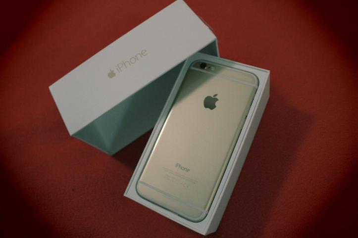 My iPhone6