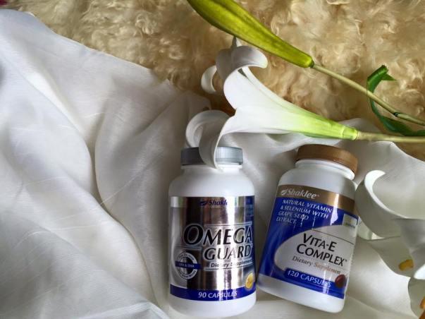 omega & vita E