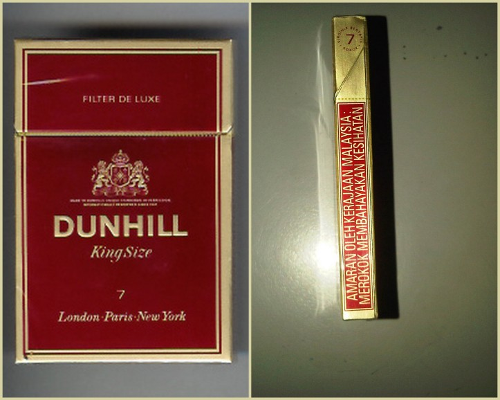 Dunhill 7 Collage