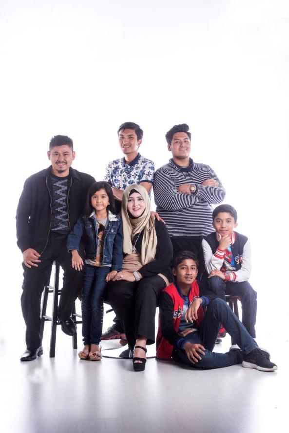 Keluarga Salina
