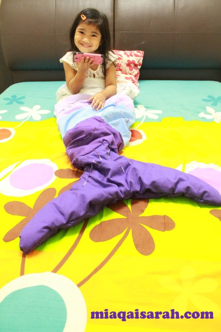 Mia Selimut Mermaid 1