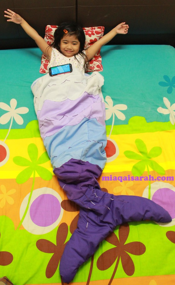 Mia Selimut Mermaid 2