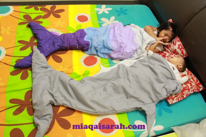 Mia Selimut Mermaid 4