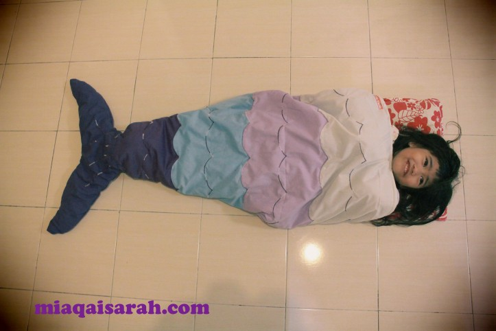 Mia Selimut Mermaid 5