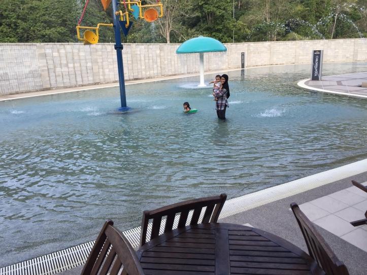 Suria Hot Spring Bentong Kolam Kanak-kanak