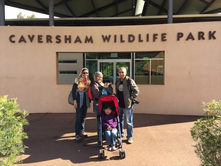 Caversham Wilflife Park