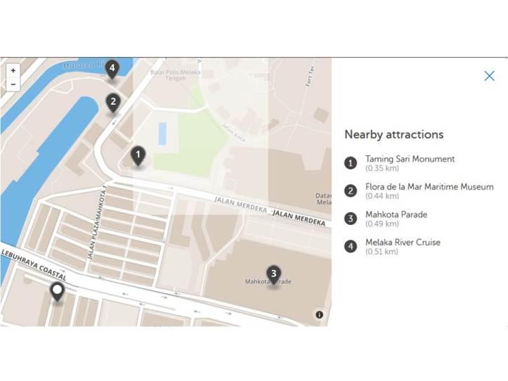 Betul Dalam Bandar Hilir Melaka Je Boleh Jalan Kaki Ke Tempat Yang Dekat Tu Dan Elak Trafik Jem Bijak
