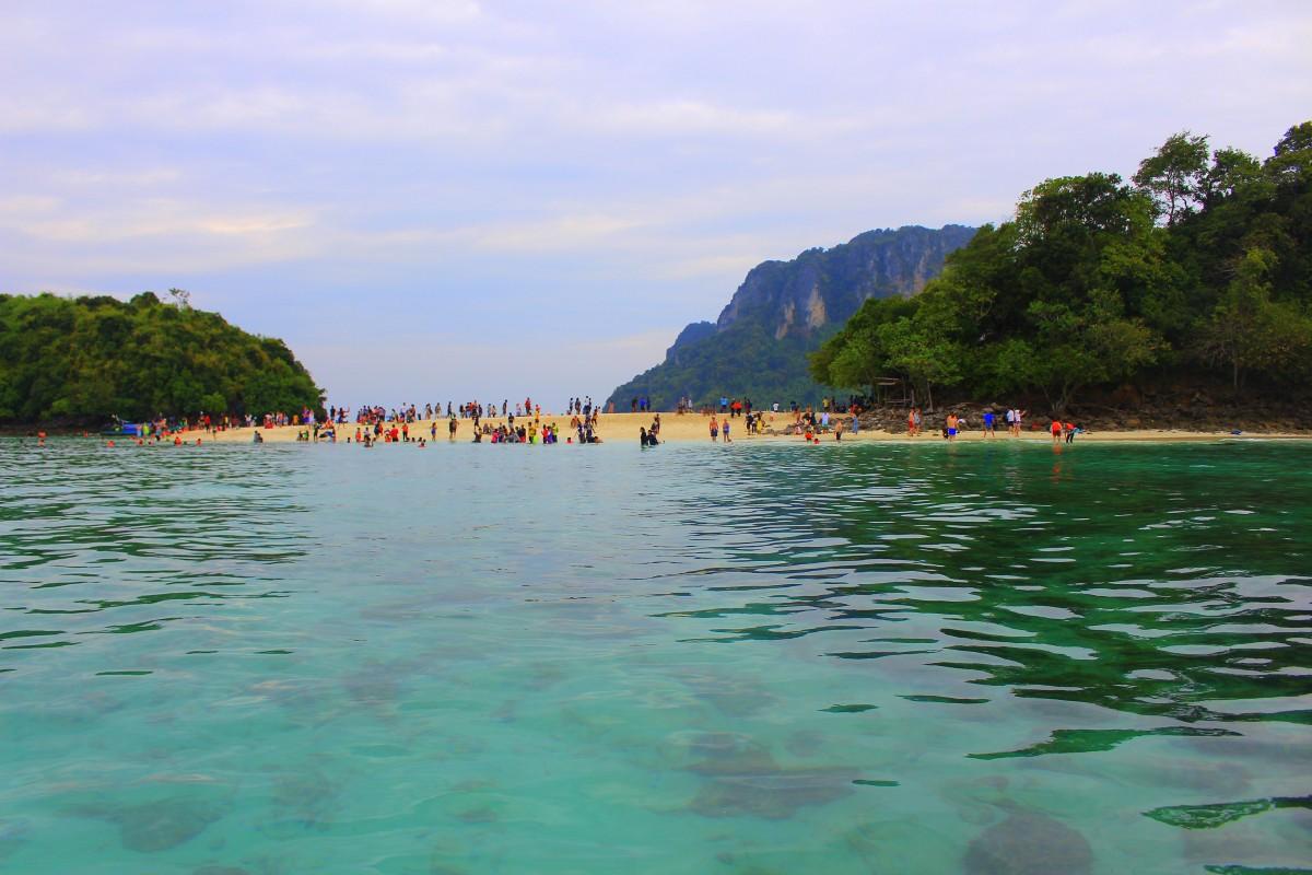 Percutian Best Di Krabi, Thailand